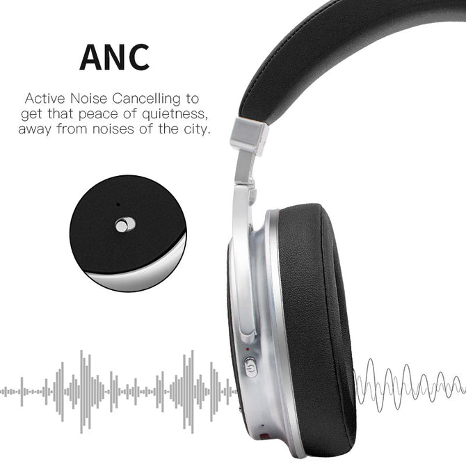 Fashion Wireless Headphones with Microphone