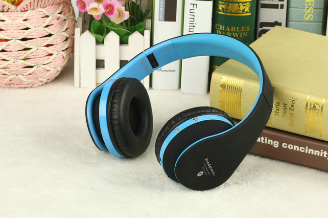 Trendy Wireless Headphones with Microphone