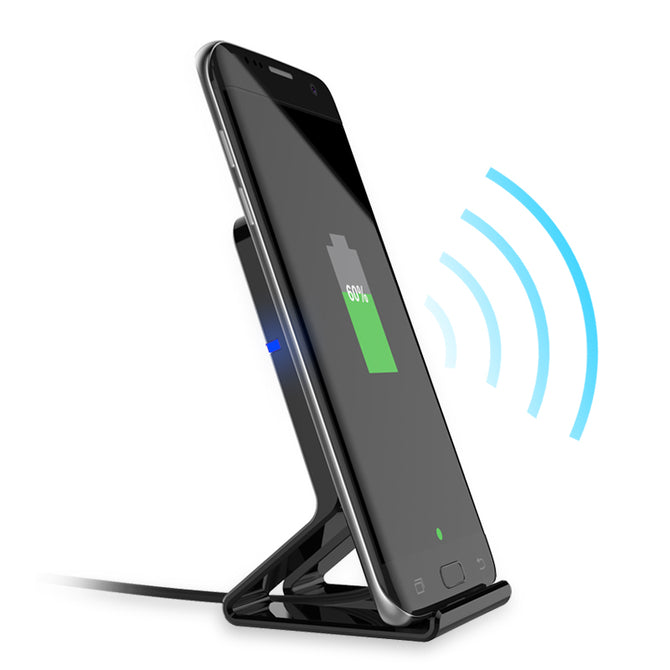 Essential Wireless Magnetic Charging Stand For Smartphones