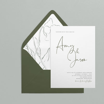 Amy Invitations