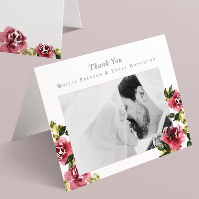 Mollie Thank You Cards