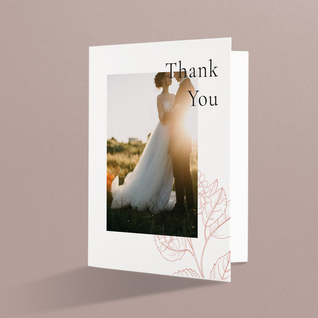 Danielle Thank You Cards