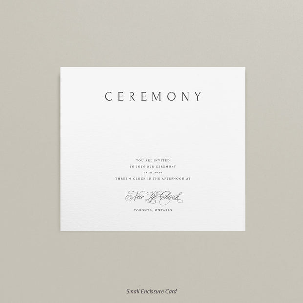 Elizabeth Invitations