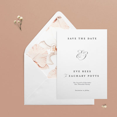 Eve Save The Dates
