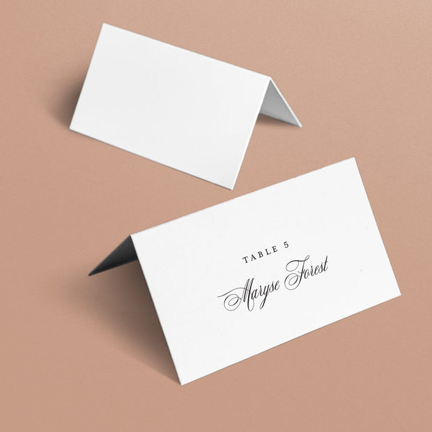 Eve Place Cards