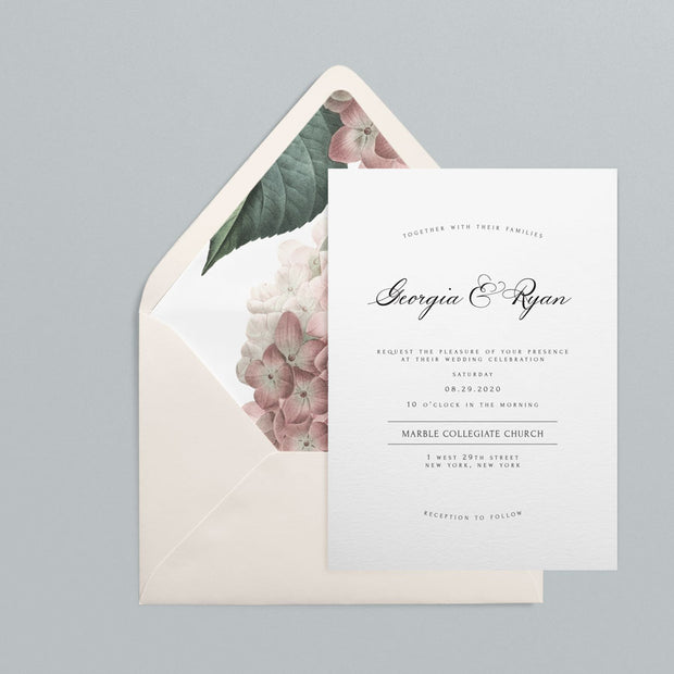 Georgia Invitations