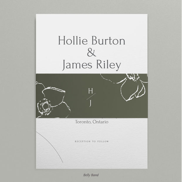 Hollie Invitations
