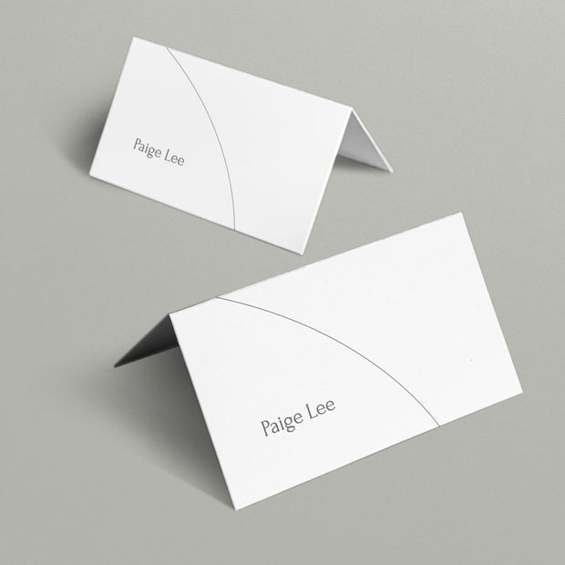 Hollie Place Cards
