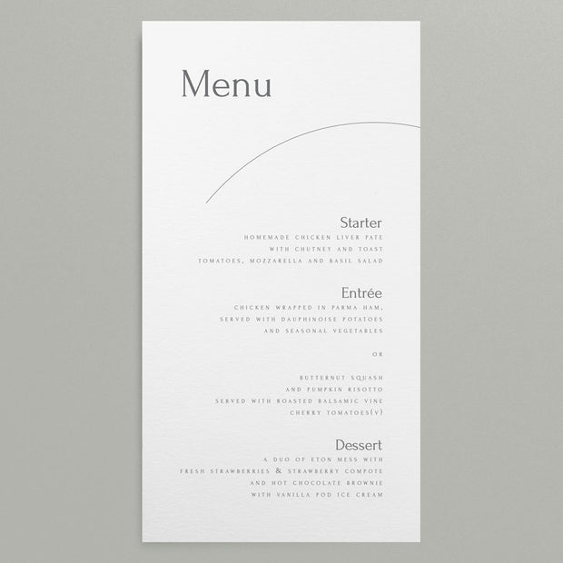 Hollie Menus