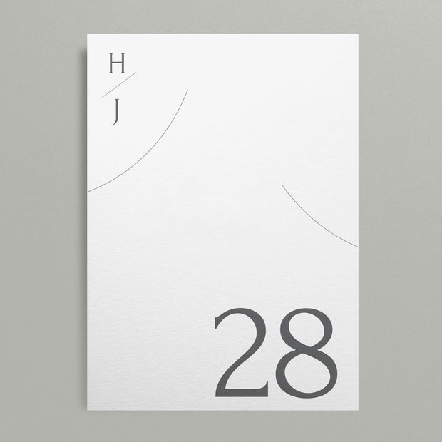 Hollie Table Numbers