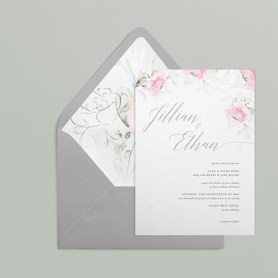 Jillian Invitations