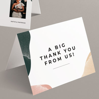 Katie Thank You Cards