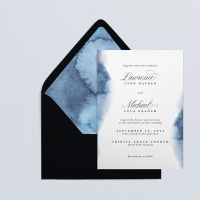 Lawrence Invitations