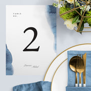 Lawrence Table Numbers