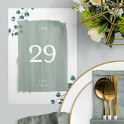 Libby Table Numbers