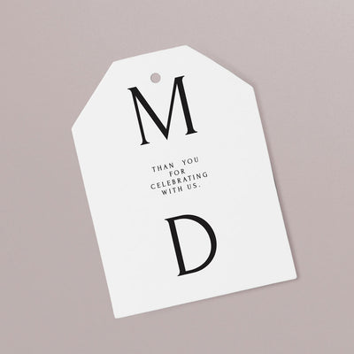 Maddison Favor Tags