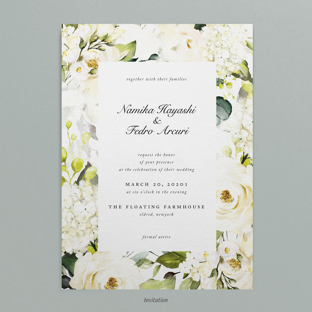 Namika Invitations
