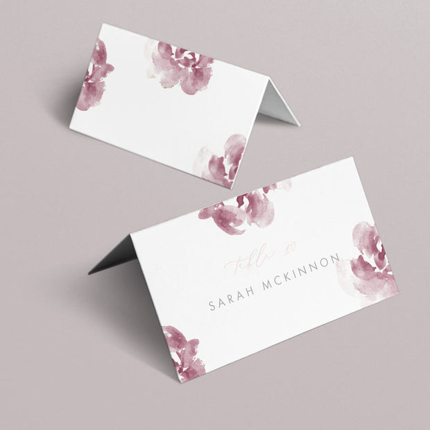 Delma Place Cards