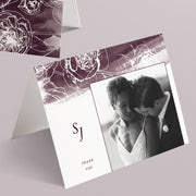 Scarlett Thank You Cards