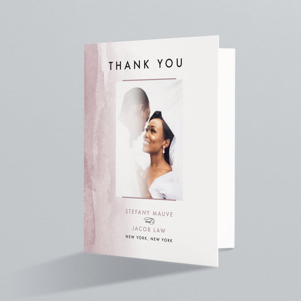 Stefany Thank You Cards