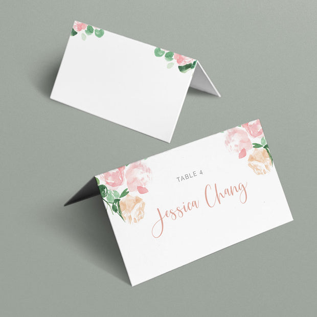Tabitha Place Cards