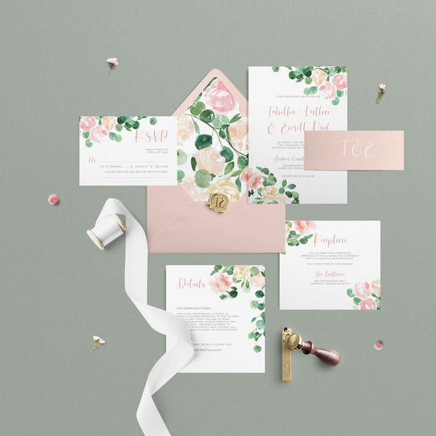 Tabitha Invitations