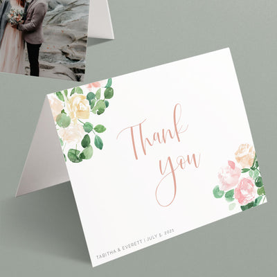Tabitha Thank You Cards