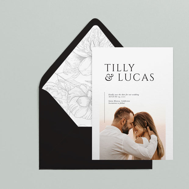 Tilly Save The Dates