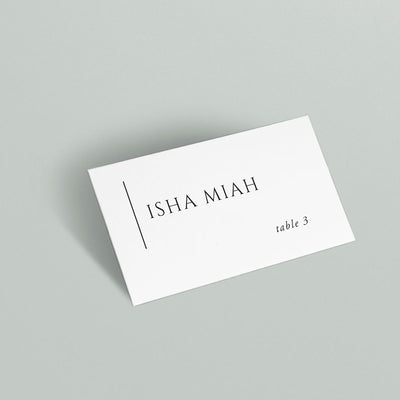 Tilly Place Cards