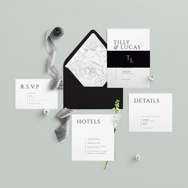 Tilly Invitations
