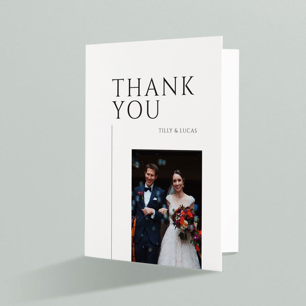 Tilly Thank You Cards
