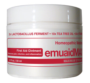 Emuaid Max First Aid Ointment 2 0z