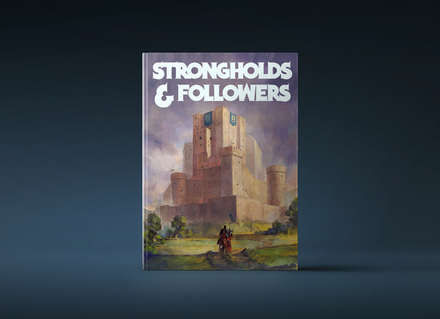 Strongholds & Followers Standard Edition Hardcover
