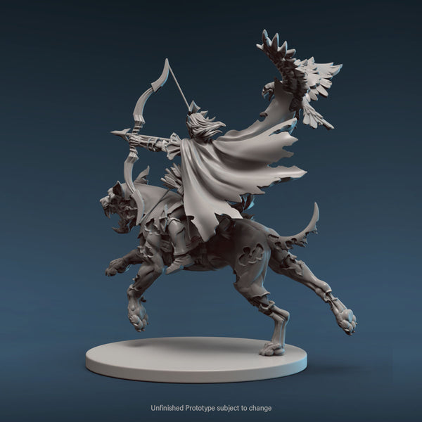 Mini: Maelodor Rhyllearnan, King of the Foxglove Court (Preorder)