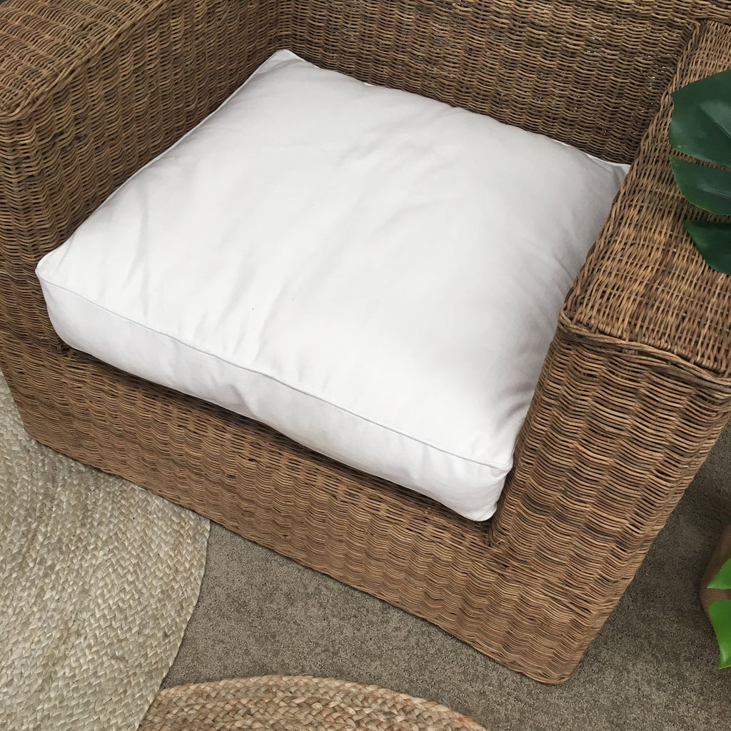 Box cushion single