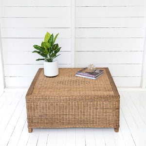 classic coffee table malawi cane
