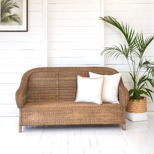 classic 3 seater malawi cane