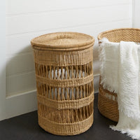 Traditional Laundry Basket