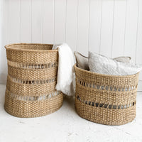 Traditional Planter Baskets