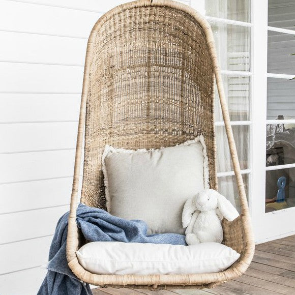 Hanging Egg Chair Malawi Cane