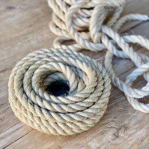 Malawi Single Hanging Chair Rope