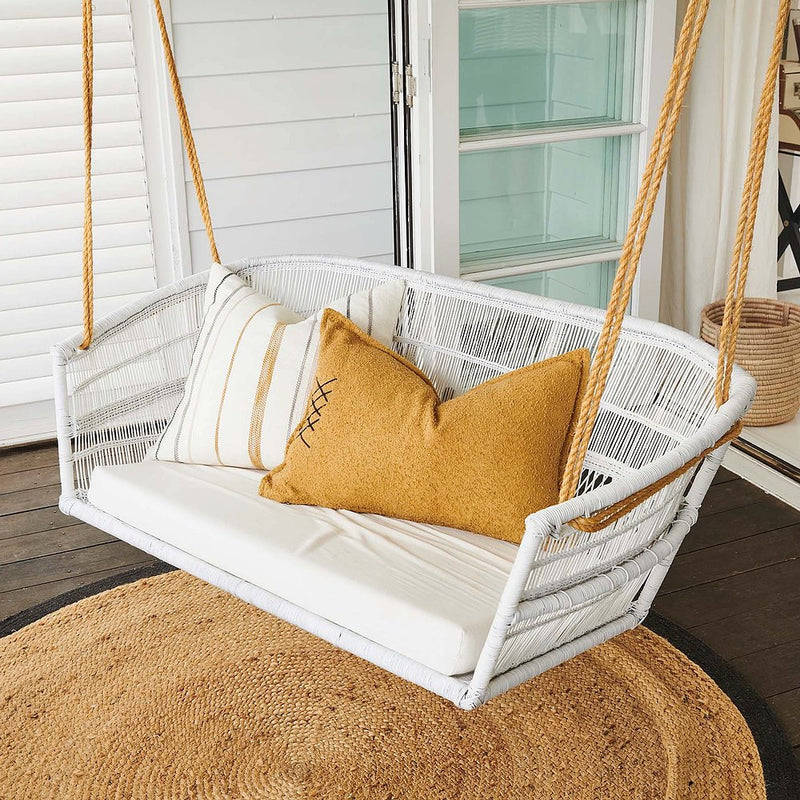 Hanging Chair Cushion 2-seater