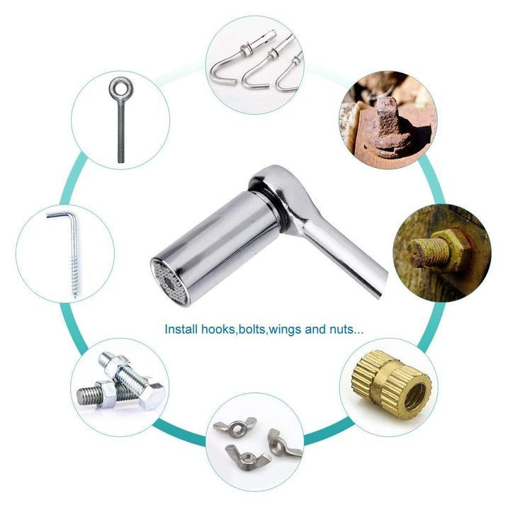 Multi-function Ratchet Universal Sockets Wrench