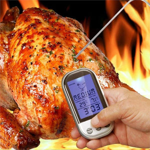 Wireless BBQ Thermometer
