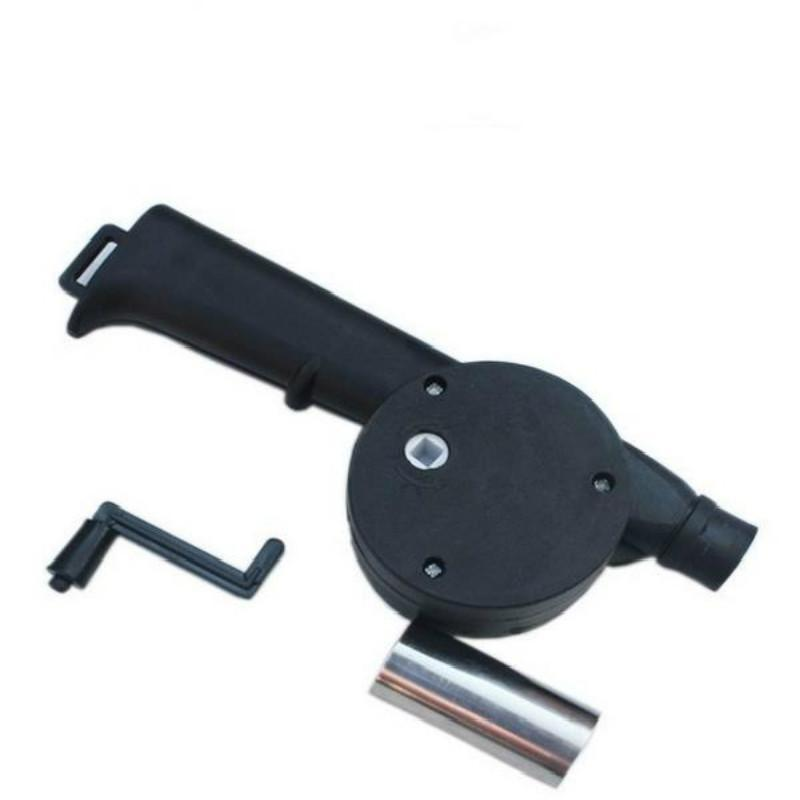 Manual Barbecue Fan Air Blower