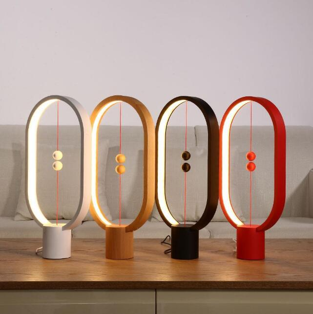 Magnetic Heng Balance Lamp | Innovative LED Heng Lamp