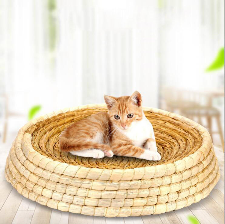 2019 The New Cat Nest-100% Natural material