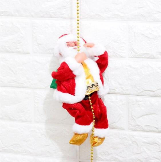 Climbing Santa Claus - Best Christmas decoration