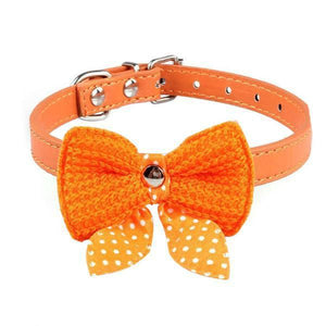 Cat - 6 Colors Leather Collar For Cats
