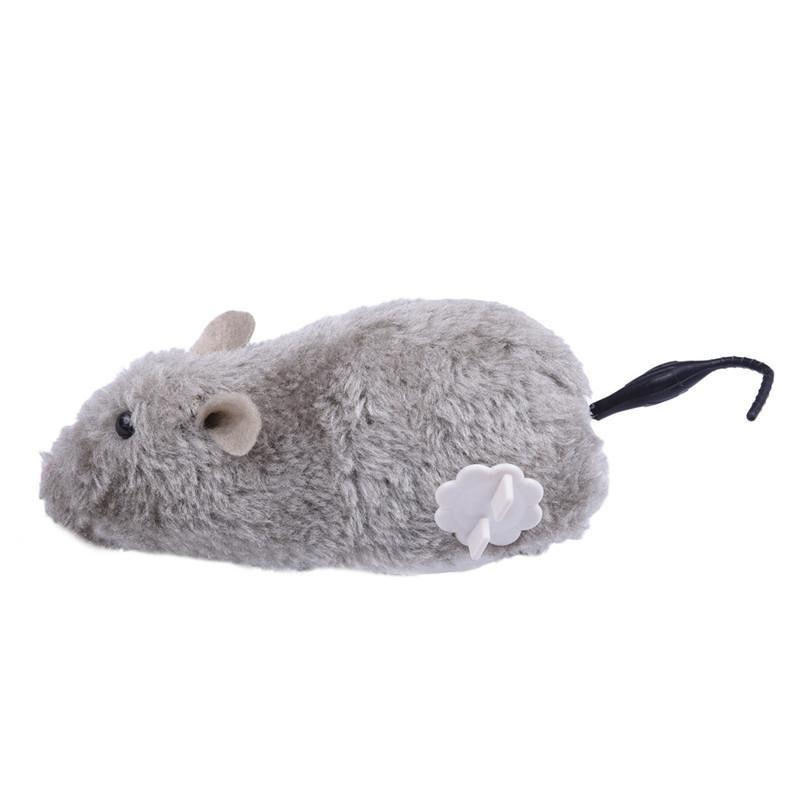 Cat - Cute Clockwork Interactive Mouse Cat Toy